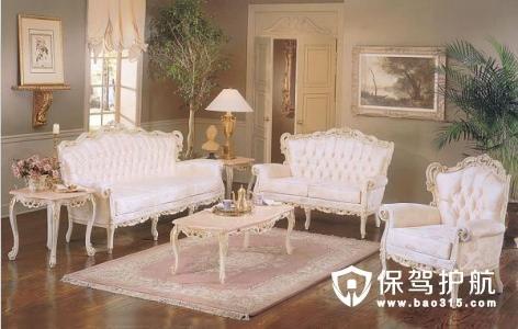 如何挑选欧式家具