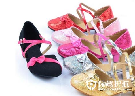 拉丁舞鞋品牌