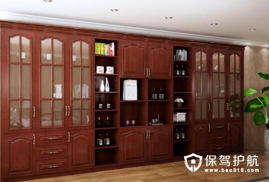如何设计酒柜 酒柜样式欣赏