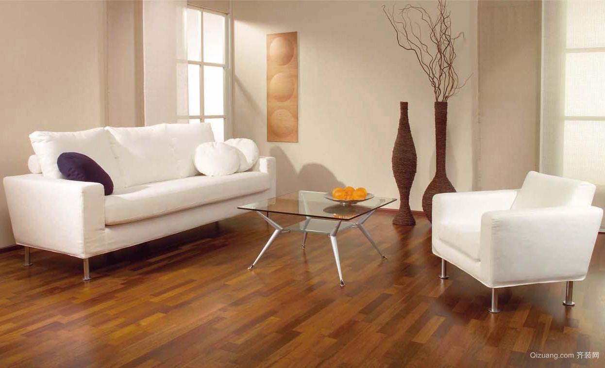 【康居装饰】木地板浸水不同情况下的应对方法