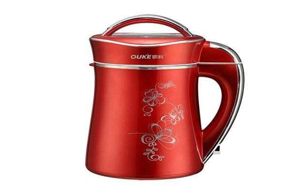 欧科豆浆机怎么用_欧科豆浆机怎么用