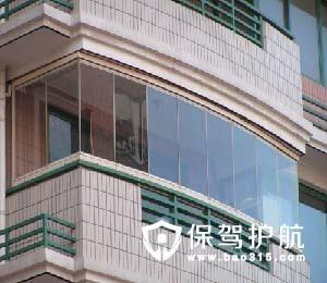 封闭式阳台一平方多少钱