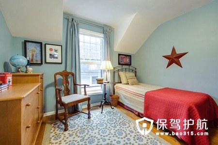 美式卧室装修风格是什么样的