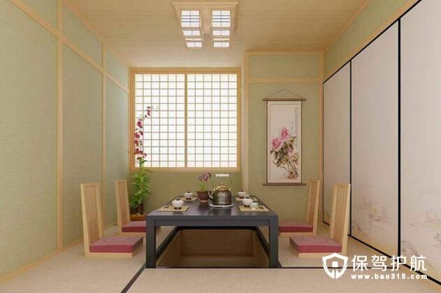 日式卧室的装修设计
