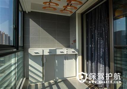 如何打造后现代风格的阳台