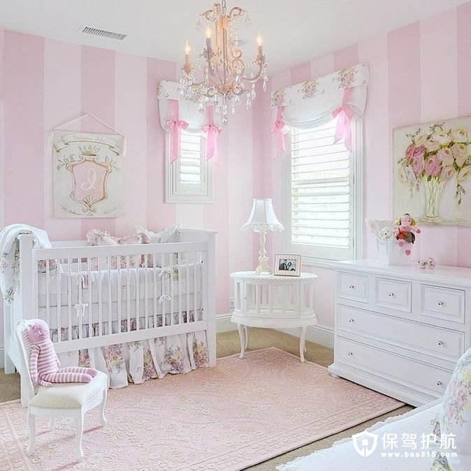 婴儿房装修注意事项