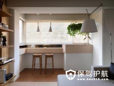 日式阳台装修设计