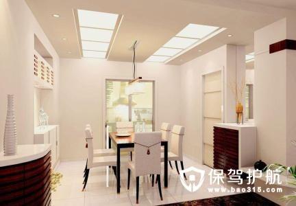 餐厅简约风格设计