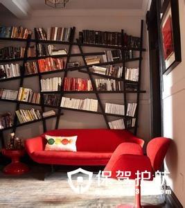 创意特色书房装修推荐