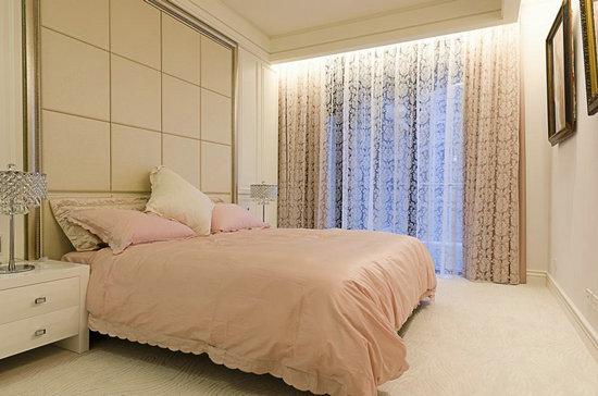 不同凡响的效果图 赤峰晨苑装饰8款卧室设计