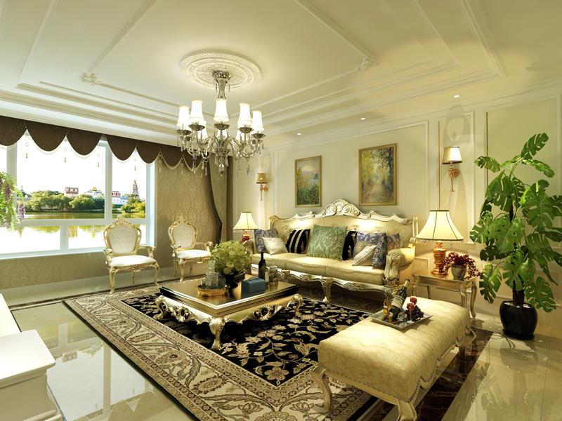 皇家帝苑 欧式风格