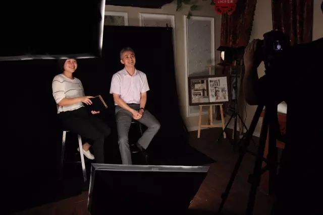 华浔集团董事长、总裁夏振华接受宜宾媒体专访