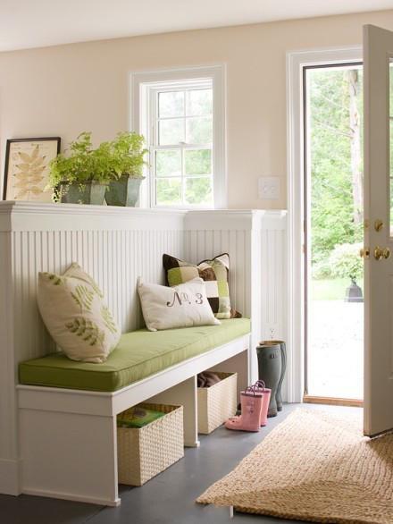 赤峰晨苑装饰告诉您室内装修玄关几个设计要素