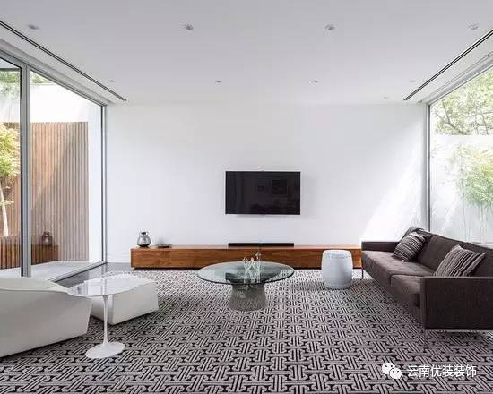 极简客厅,最美的设计