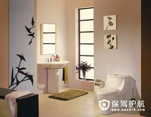 独具艺术的卫浴设计