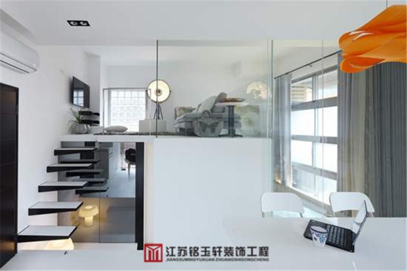 万宏公寓-挑高空间