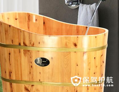 木浴桶价格