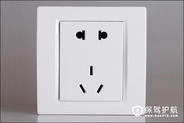 安装五孔插座的注意事项