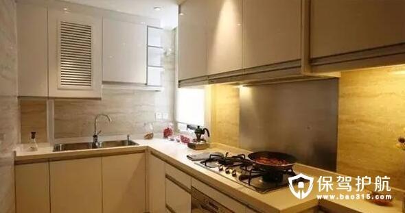 厨房装修颜色选择