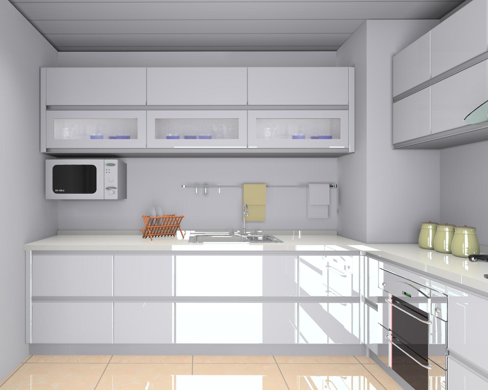 厨房清洁三小招
