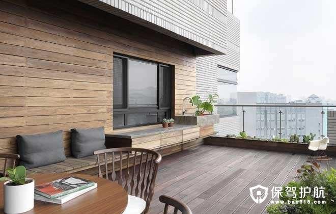 如何布置阳台能让家运顺风顺水