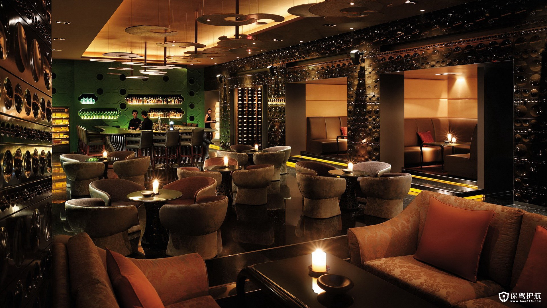 如何做好酒吧吧台设计?