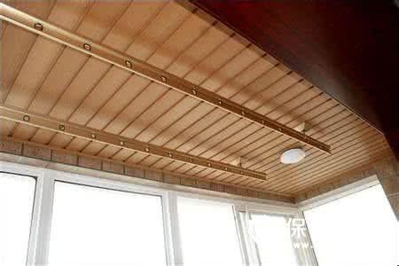 阳台吊顶用什么材料好 阳台做吊顶有必要吗