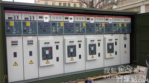 环网柜是什么 环网柜应用及分类