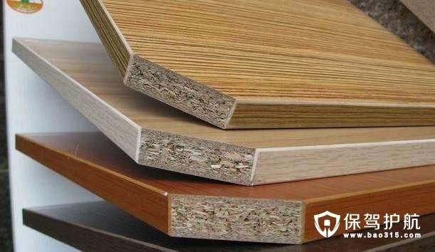 刨花板和密度板有什么区别
