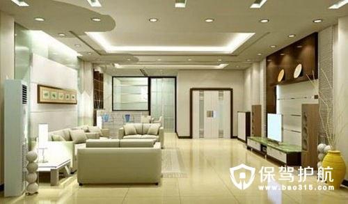 如何收纳客厅让出更多活动空间