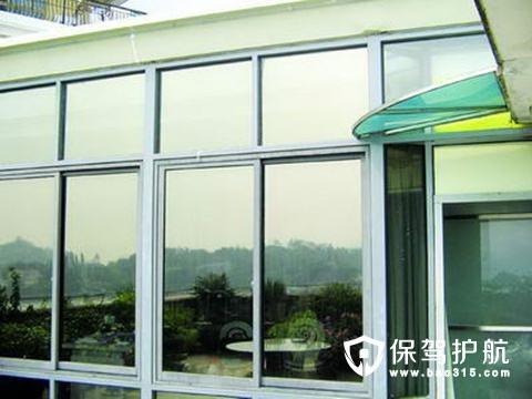 窗户贴膜如何保养