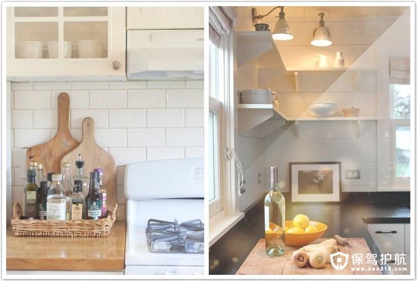 轻松改造厨房有妙招!