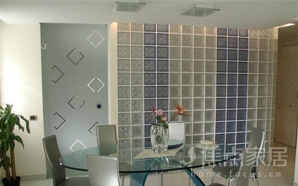 南台科大研发LED玻璃砖 店招节能新选择