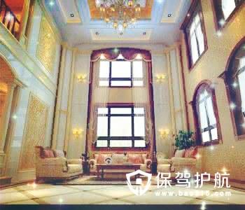 从空间设计到家居软装,超过十几种的欧式风格设计