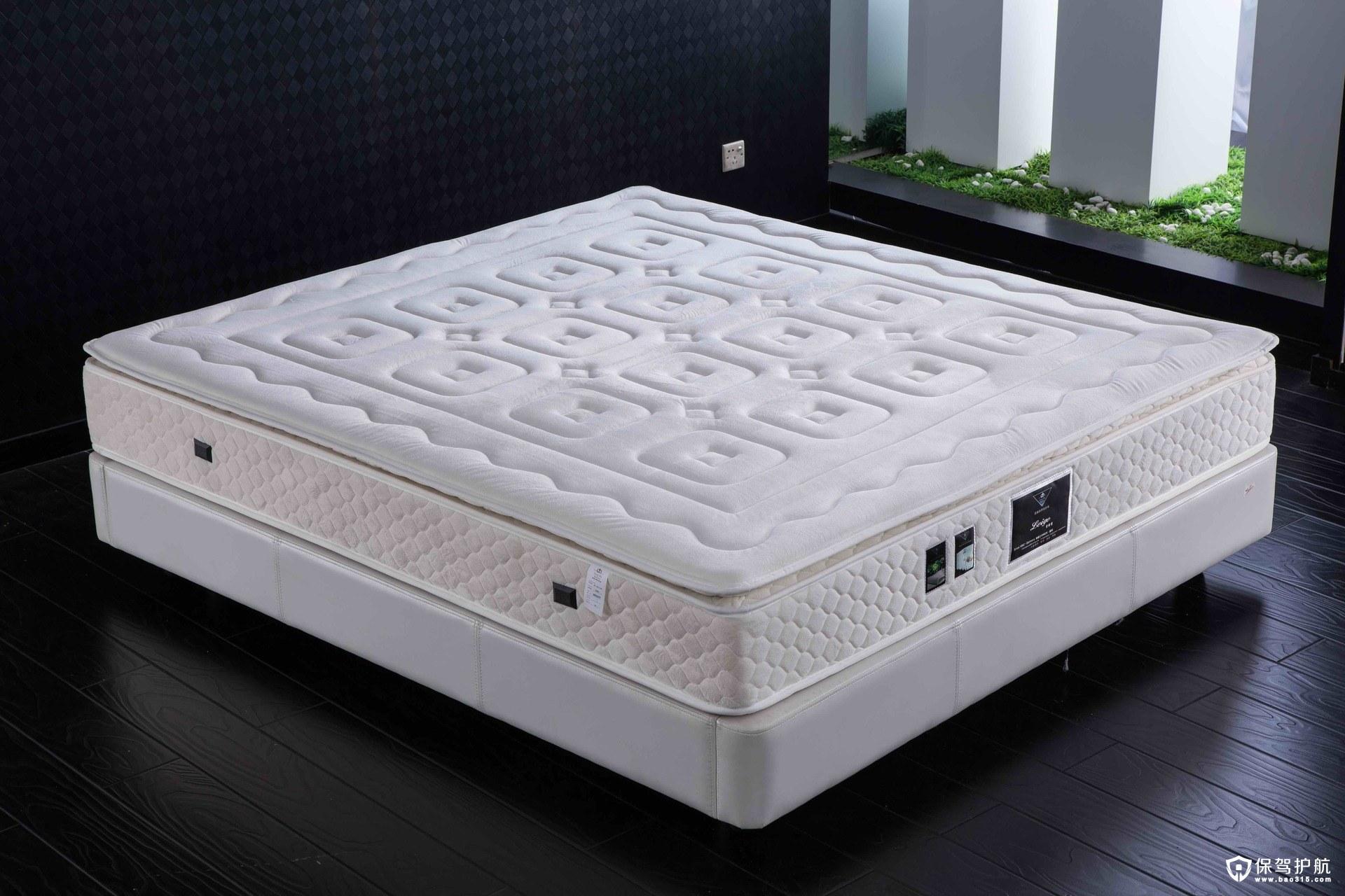 一种用于EPE乳胶棉3D床垫及其制备方法技术,乳胶和3D... _技高网