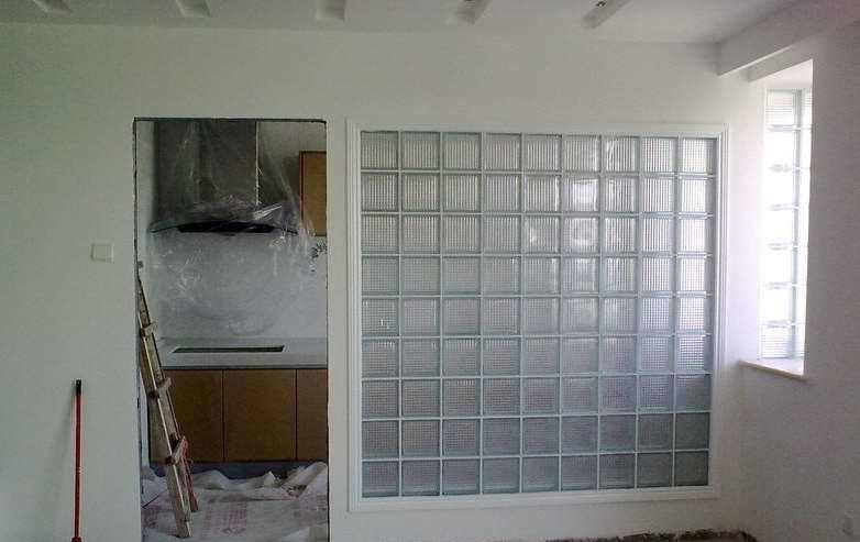 玻璃砖墙怎么样 玻璃砖墙尺寸