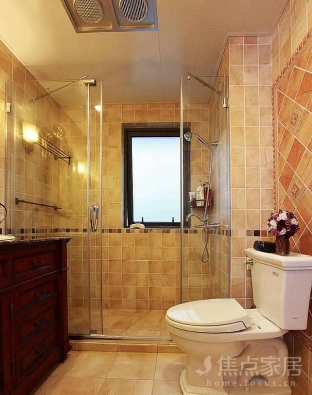 不用发愁了,30款卫生间装修设计,一定有一款你中意