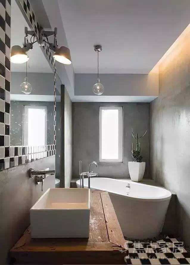 卫生间装修成这样,还能好好洗澡吗?