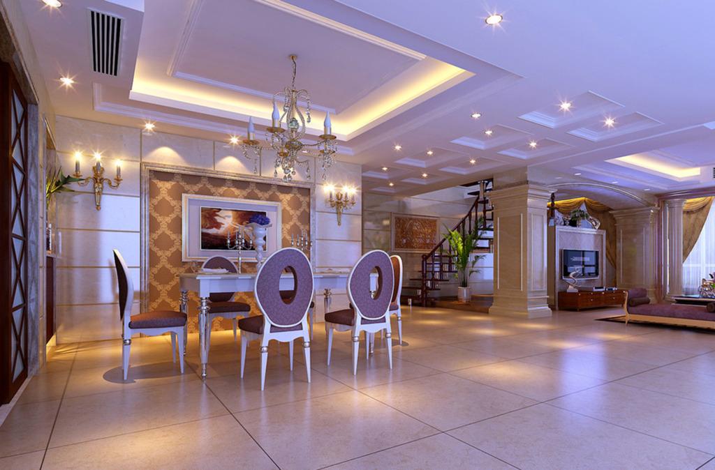 餐厅设计的要点分析 餐厅设计方案要这么做