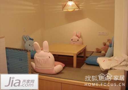 小户型简约两居室 打造日式榻榻米风格
