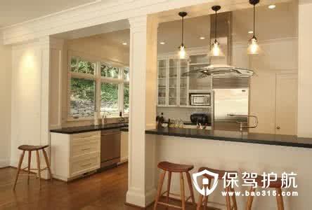 各式各样的厨房装修效果图大集锦
