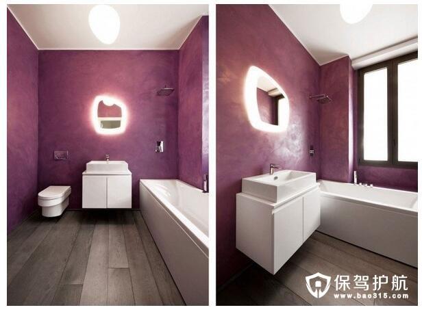 卫生间装修效果图集合