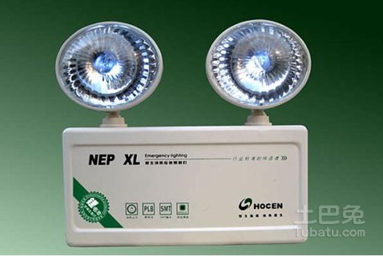 各种类型的应急灯安装规范的一些要求