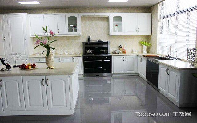 集成灶厨房装修效果图,别具一格的美食天地!