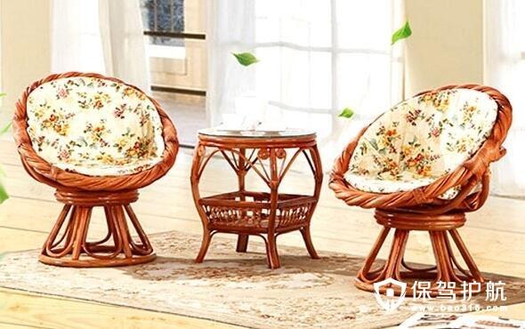 休闲阳台家具
