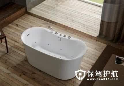 浴缸尺寸规格 卫浴洁具