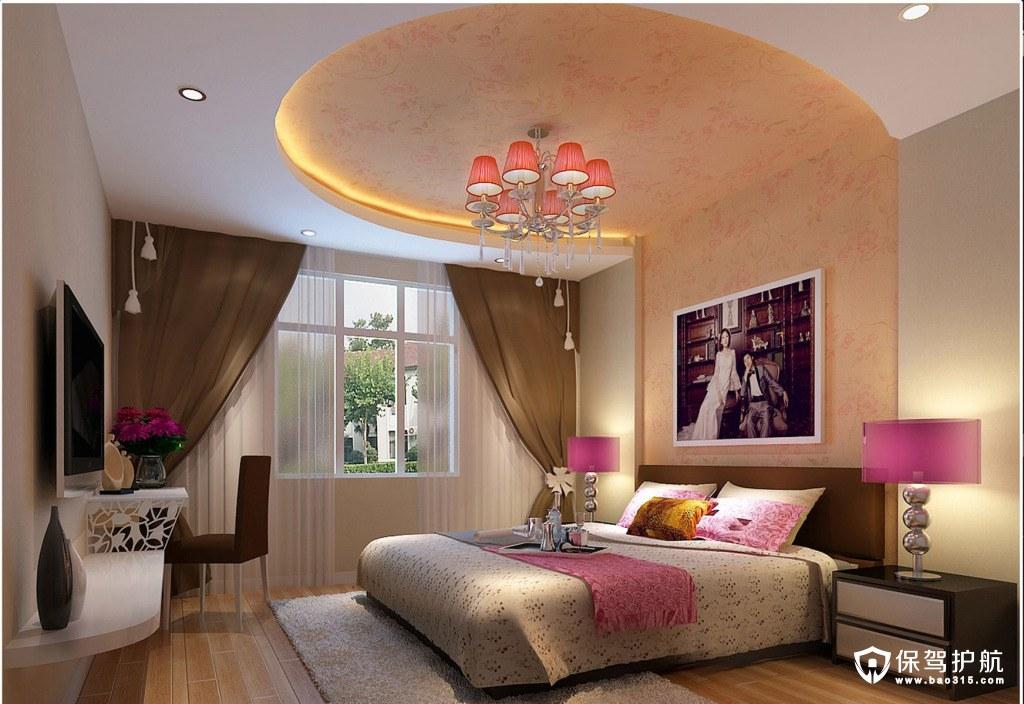 这样的卧室装修你喜欢吗?