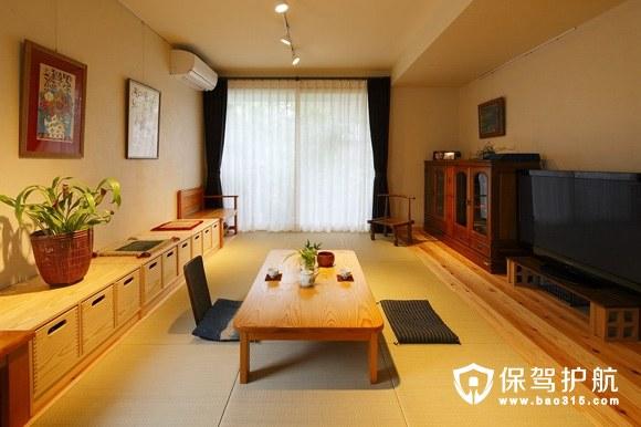 日式小户型的房屋装修
