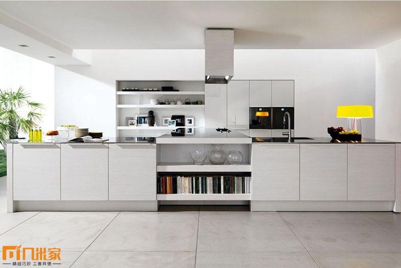 简约式厨房装修 7款时尚样板房案例