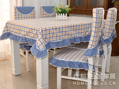 巧做椅套简单十步 冬日给家中椅子增加温暖